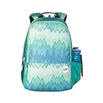4d29054ee0 Wildcraft 29.5 Ltrs Green Casual Backpack (11650-Green)  Amazon.in ...