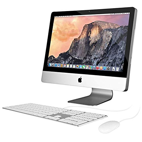 Apple iMac MC309LL/A 21.5-Inch Desktop 16GB RAM 500GB HDD Mid 2011 (Renewed)