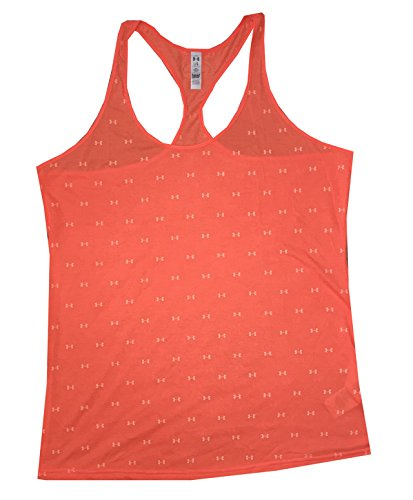Under Armour UA Women's Baby Logo Tank Top (Large)