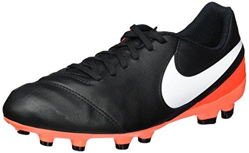White Botas Orange Nike 018 de 819186 hyper Black volt Unisex Adulto Fútbol Negro FEzwqSET
