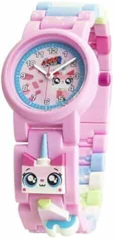 LEGO Watches and Clocks Girl's 'LEGO Movie 2' Quartz Plastic Watch