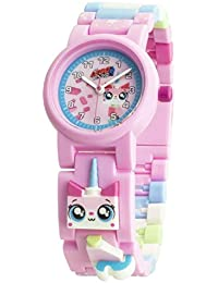 LEGO Watches and Clocks Girl's 'LEGO Movie 2' Quartz Plastic Watch