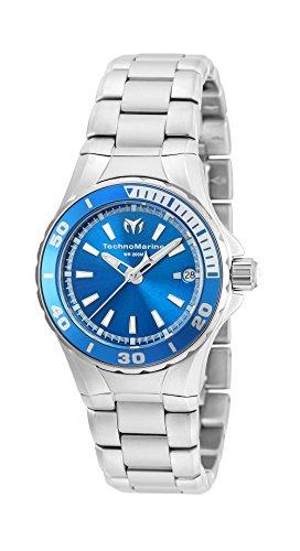 Technomarine Sea MantaBlue Dial Ladies Watch 215006