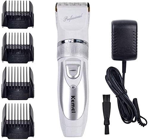Máquinas de afeitar eléctricas para hombres Titanio podadoras de ...