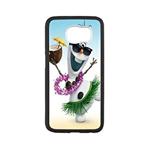 Custom High Quality WUCHAOGUI Phone case Frozen Oalf - Let is Go Protective Case For Samsung Galaxy S6 - Case-3