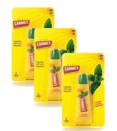 Carmex Lip Balm Mint - 4