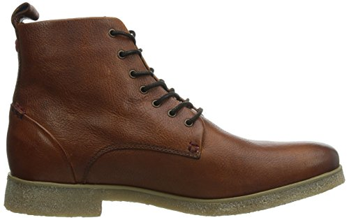 Classic 9221 Aztec Half Lined Boots NOBRAND Length Brown Warm Jingle 01 Mens UCBBSFZ