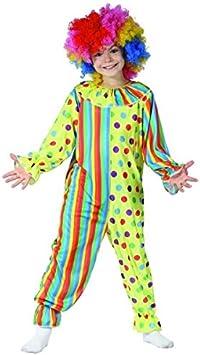 Disfraz payaso niño - 10-12 años: Amazon.es: Juguetes y juegos
