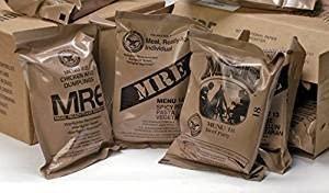 SOPACKO MREs (Comidas Listas para Comer) Surplus Militar de ...