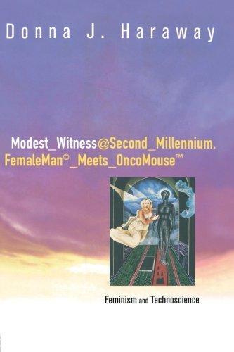 Modest_Witness@Second_Millennium.FemaleMan_Meets_OncoMouse: Feminism and Technoscience
