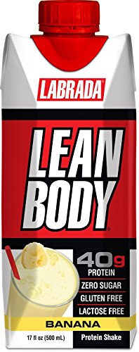 Labrada Nutrition Lean Body Ready to Drink 41U28hJwbfL