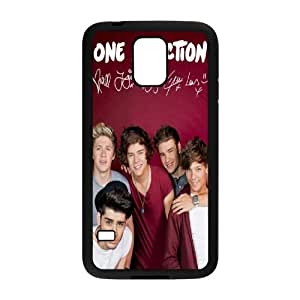 One Direction CUSTOM Cell Phone Case for SamSung Galaxy S5 I9600 LMc-68024 at