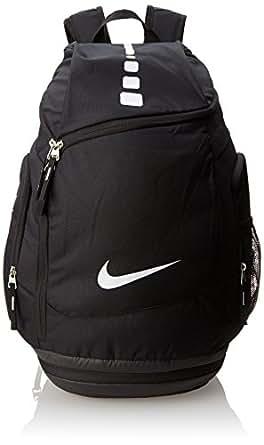 Nike Hoops Elite Max Air Team Backpack Black/White Size One Size