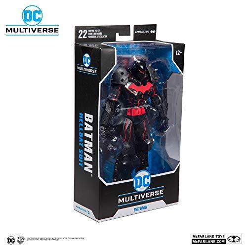 McFarlane DC Armored 7 Action Figures - WV1 - Hellbat