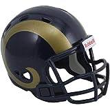 Riddell St Louis Rams Revolution Pocket Pro Collectible Helmet