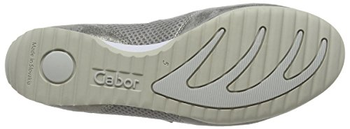 Gabor Shoes Comfort, Zapatillas para Mujer Beige (taupe 93)