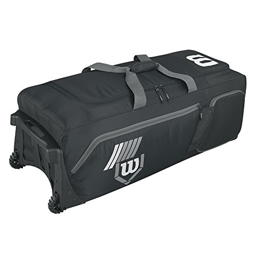 Wilson Pudge 2.0 Bag, Black