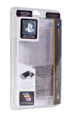 Officially Licensed PSP Screen Protector 2pk