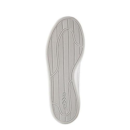 Cloudfoam Sko Adidas Fordel Kvinners M Gymnastikk Rent Hvit zTTqgw5SU