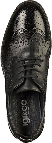 Igi amp;Co Femme 8795000 Nero Chaussures Uwwrqtd