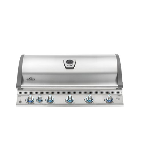 Napoleon LEX 730 Built-In Grill with Infrared Rotisserie Burner (BILEX730RBIPSS)