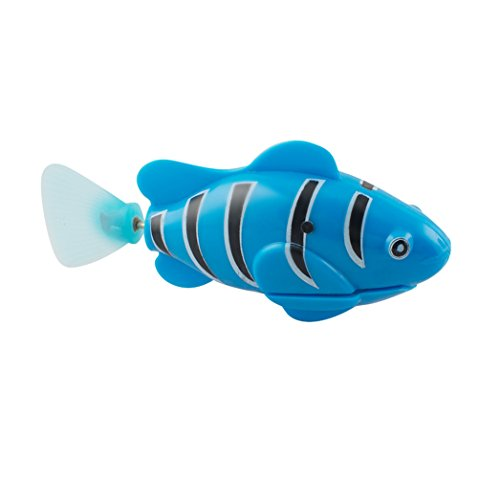 Vinmax Swimming Robot Fish Activated in Water Magical Electronic Toy Kids Children Gift