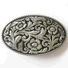 Fashion Western Buckle (Western Artistic Design Fashion Belt)