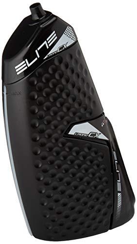 - Elite 0123002 Crono CX Aero Water Bottle, Black