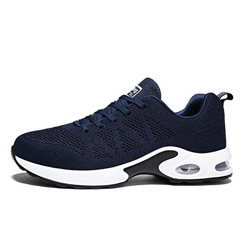 Gym Sport Eu 2 Sneakers Bleu Course Sports Fitness De Running Homme Femme Chaussure 34 Baskets Air 43 PxanwY6q8