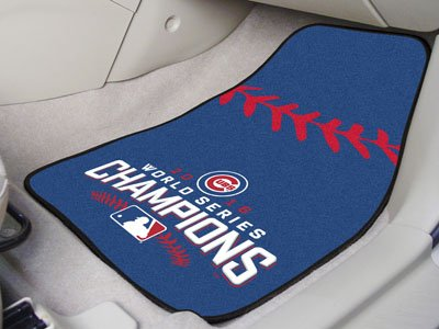 Chicago Cubs 2 Piece Car - 3