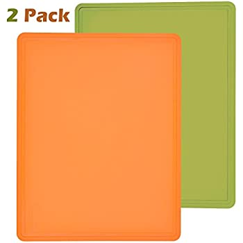 Amazon Com Kitchen Gizmo Tpu Cutting Board Medium