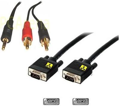 Cable-Core - Cable de conexión para Ordenador portátil a LCD ...