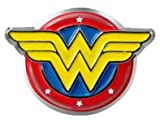 DC Comics Wonder Woman Logo Colored Pewter Lapel Pin