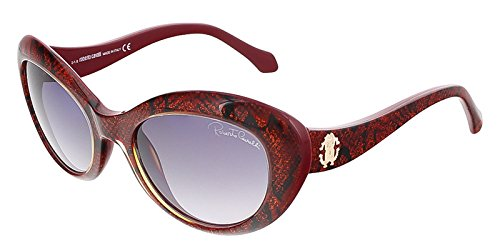 Roberto Cavalli for woman rc826s - 69T, Designer Sunglasses Caliber 54 (Roberto Cavalli Sonnenbrille)