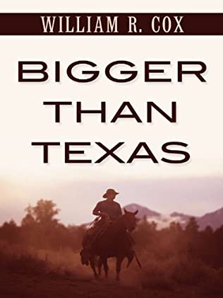book cover of Bigger Than Texas