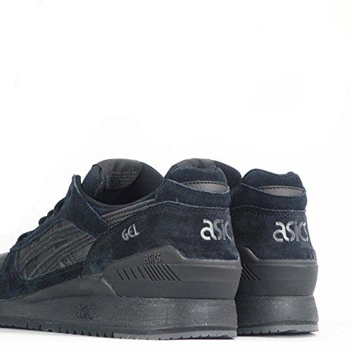 Asics  Asics Gel Respector, Baskets mode pour homme noir noir/noir