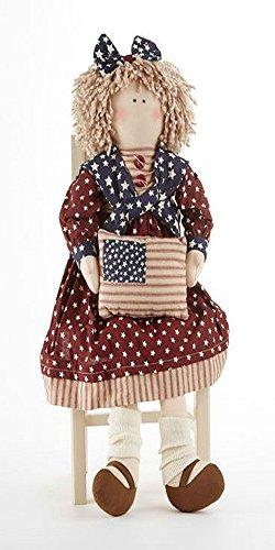 Amazon.com: Delton productos 18 inches Americana muñeca ...