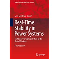 Real-Time Stability in Power Systems: Techniques for Early Detection of the Risk of Blackout (Power Electronics and Power Systems)