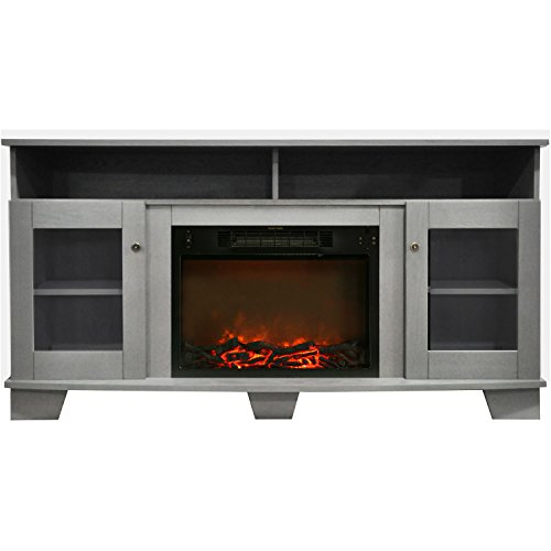 59 inch electric fireplace - 9