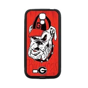 Customize Georgia Bulldogs Back Case for SamSung Galaxy S4 I9500 JNS4-1418