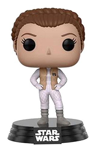 Funko Pop! Star Wars Hoth Princess Leia #125 (2017 Galactic Convention Exclusive) ()