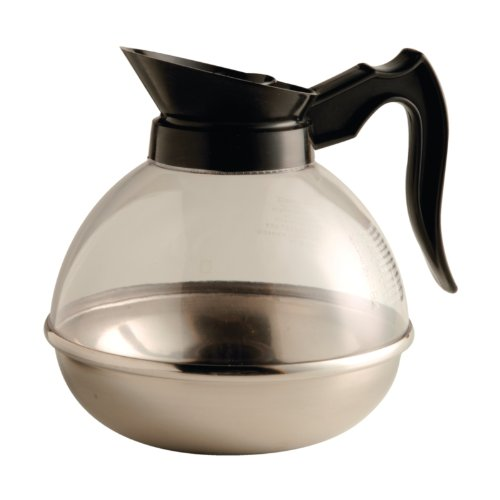 Shatterproof Coffee Jug Tea Pot Restaurant Nisbets 8669