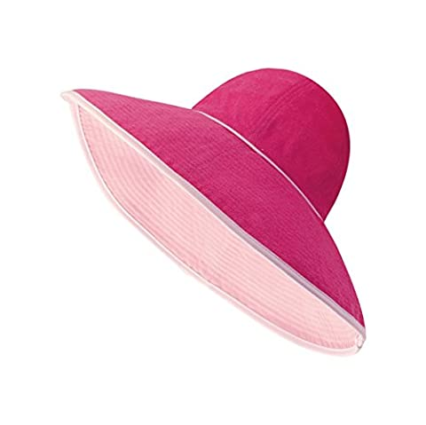 Hats & Caps Shop Ladies' Reversible Terry Cloth Wide Brim Bucket Hat - By TheTargetBuys | - Boonie Hat Terry Hat