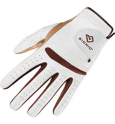 Bionic Women's RelaxGrip Caramel Palm Right Handed Golf Glove – DiZiSports Store