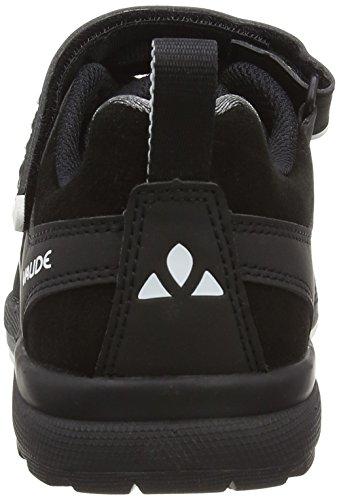 VAUDE Moab Low Am - Zapatillas de ciclismo Unisex adulto Negro (Black)