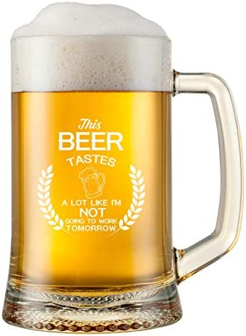 This Beer Tastes Going Tomorrow product image