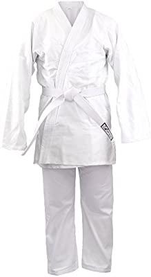 Viper Traje de Judo Uniforme Blanco Artes Marciales para ...