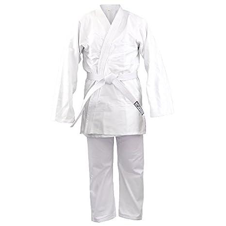 Viper Judo Uniforme Blanco Artes Marciales para niños Junior ...