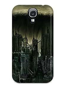 Galaxy High Quality Tpu Case/ City ARcvdwc4193lxNxt Case Cover For Galaxy S4 by icecream design