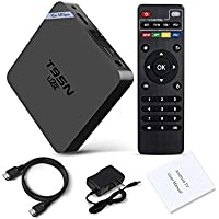 Mini M8S Pro, U2C T95N Android TV Box Amlogic S905X Android 6.0 2G 8G WiFi Smart TV Box